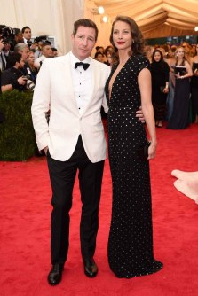 Edward Burns and Christy Turlington Burns