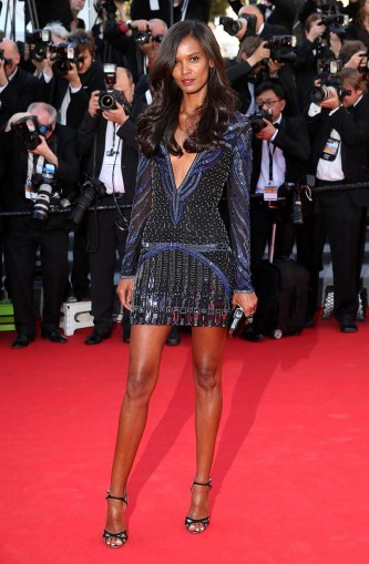 """Mr Turner"" Premiere - The 67th Annual Cannes Film Festival"