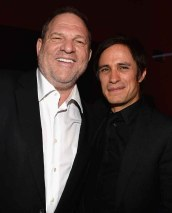 Harvey Weinstein and Gael Garc?a Bernal