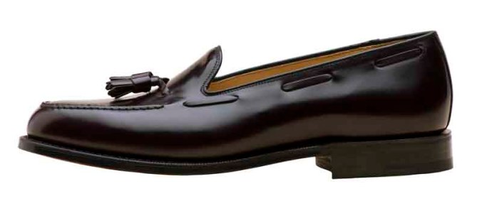 Churchs F14-Keats Ebony