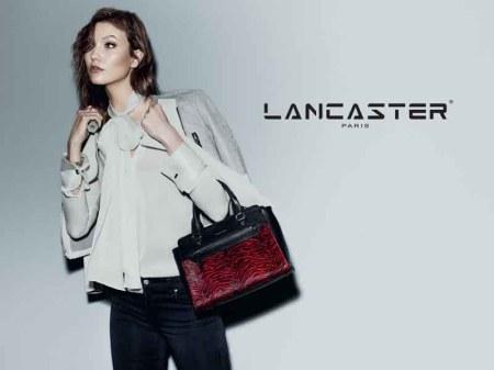 Karlie Kloss for Lancaster (9)