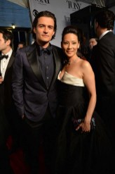 Orlando Bloom and Lucy Liu
