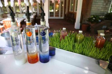 Ciroc Vodka and Be Mixed cocktail