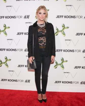 """""""Ashley Benson at the H&M and Jeff Koons 5th Avenue Flagship Store Celebration"""""""