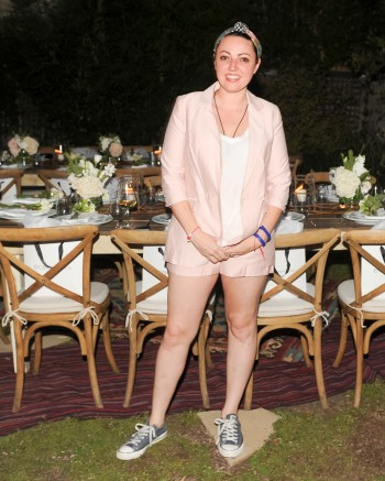 """Rivka Sophia Rossi at the BCBGeneration Summer Dinner"""