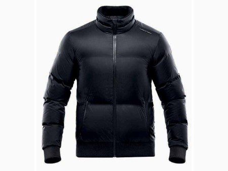 Porsche Mens Bonded Down Jacket