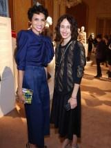 Farida Khelfa & Nicole Phelps