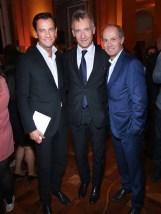 Pierre-Yves Roussel & Geoffroy de la Bourdonnais & Xavier Romatet