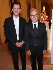 Pierre-Yves Roussel & Ralph Toledano