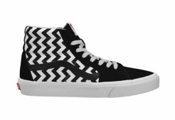 Vans Customs_Sk8Hi_ChevronBlk