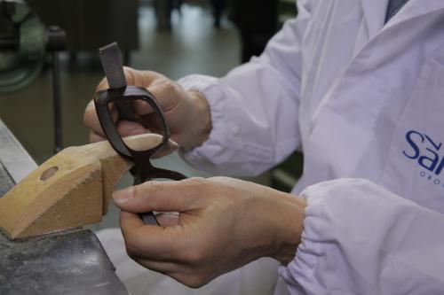 Safilo Group Eyewear Craftsmanship