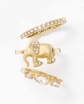 Ann Taylor Elephant Jewelry (2)
