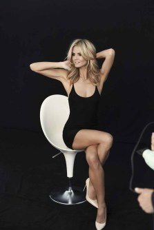 Heidi Klum for Sharper Image 2014 (14)