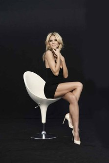 Heidi Klum for Sharper Image 2014 (15)