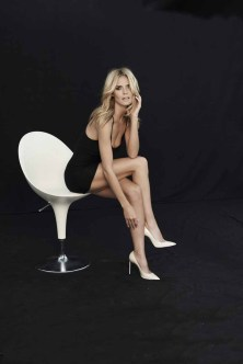 Heidi Klum for Sharper Image 2014 (16)