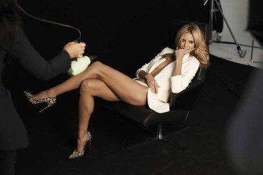 Heidi Klum for Sharper Image 2014 (22)