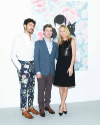 Anthony Spinello, Kris Knight, Frida Giannini