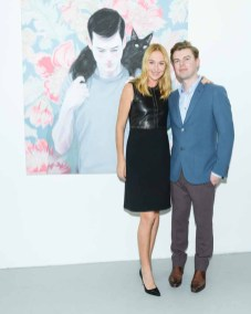 Frida Giannini Kris Knight