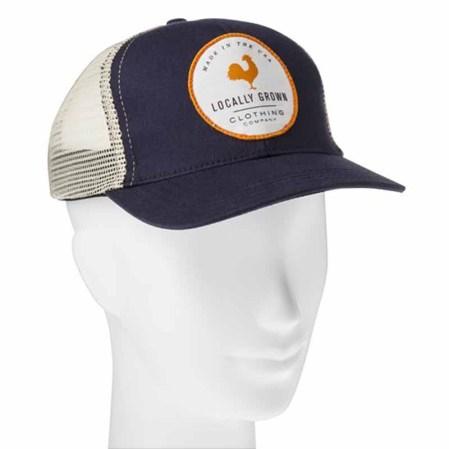 Locally Grown Trucker Hat