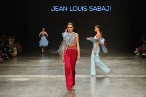 Jean Louis Sabaji - Runway - Dubai FFWD April 2015