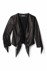 Rebecca Minkoff Ace Jacket Black