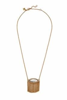 Rebecca Minkoff Phoenix Fringe Necklace