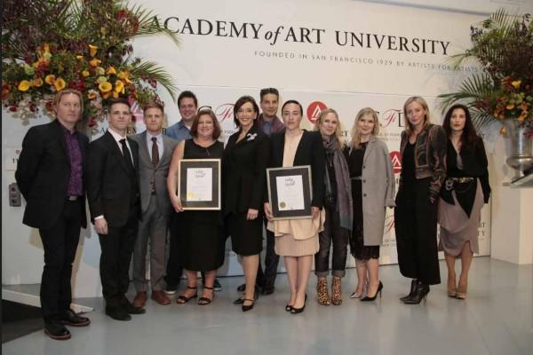 academy of art university graduation