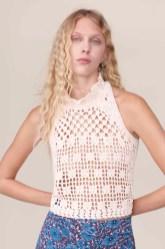 Rebecca Taylor Crochet Top