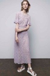 Rebecca Taylor Astrid Lace Dress