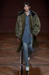 FallWinter 1819 Mens Collection fashion week in Paris