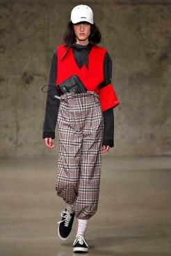 Peacebird New York Menswear Fall Winter 2018-1019 NYC February 2018