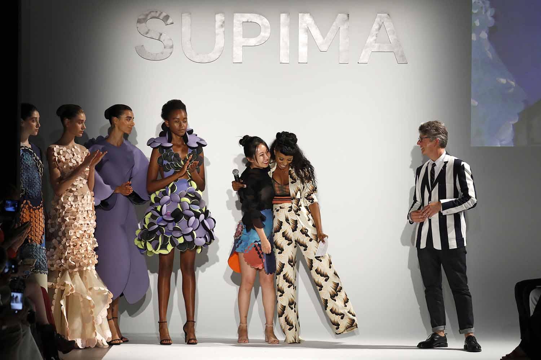 Lili Shi From Fashion Institute Of Technology Wins 2018 Supima Design Competition Fashionwindows Network