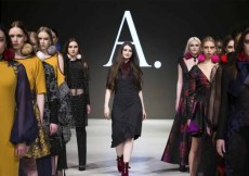 Designer Alicia Perrillo at VFW FW18