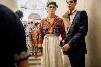 Courtesy Of Dolce & Gabbana