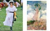 Philosophy by Lorenzo Serafini - Claude Monet