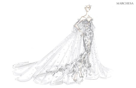Marchesa Couture Fall 2021