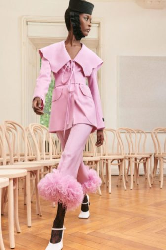 Courtesy Of PATOU SS21