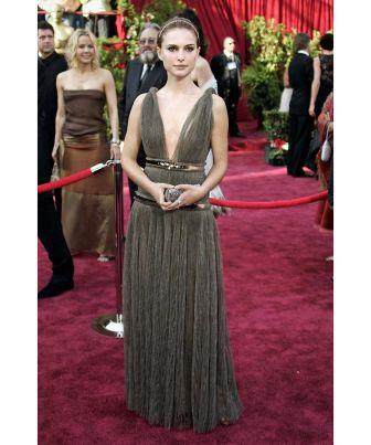 Natalie Portman - 2005 Academy Awards
