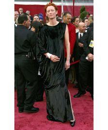 Tilda Swinton - 2008 Academy Awards
