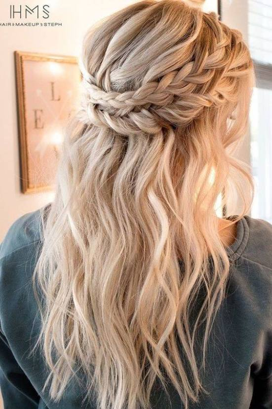Cute Hairstyles For High School and University Students ...