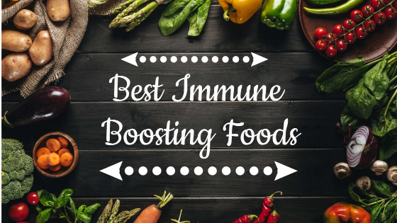 Immune System Boosting Foods