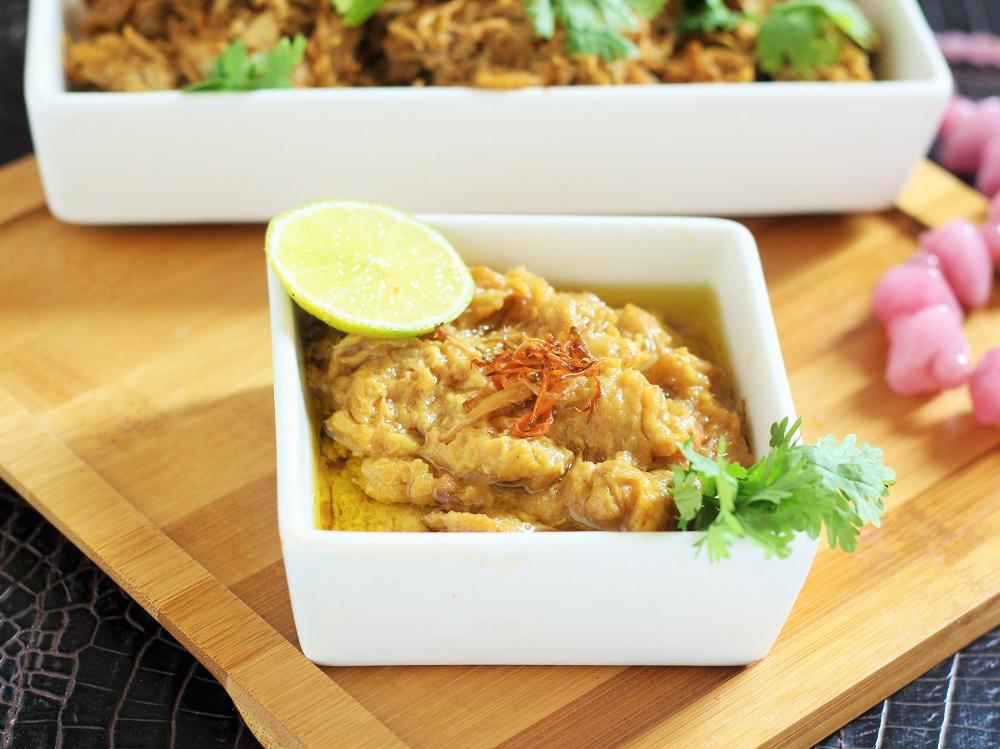 hyderabadi chicken haleem recipe
