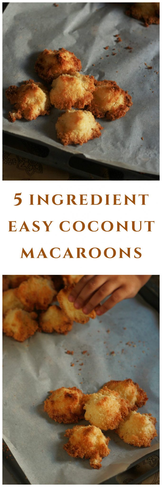 Easy Coconut Macaroon. This has to be one of the most easiest and simple to gather ingredients recipe of coconut macaroons. #coconutmacaroons #halalrecipes #coconutcookie #easymacaroons