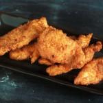 Homemade Spicy Copycat Chicken Tenders Recipe