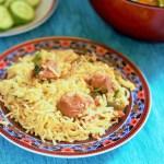 Mutton Tahari recipe-Tehari recipe