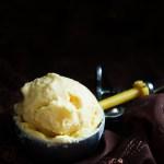 Easy Mango Ice Cream recipe, How to make mango ice cream