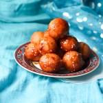 Luqaimat Recipe, Arabic Sweet Dumpling, Emarati Delicacy