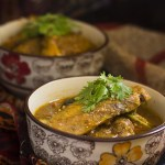 Chettinad Fish Curry or the Meen Kulambu is another of the versatile South Indian dish from the Chettinad cuisine.