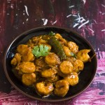 Indian Prawn Curry recipe in South Indian Style is a tasty and delicious shrimp curry. This flavorful dish is a spicy and delicious seafood recipe.