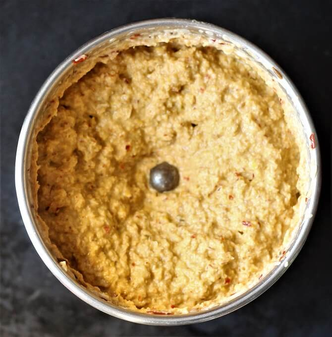 spices paste for chettinad tomato curry